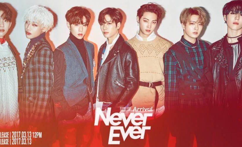 """[ルビなし歌詞]GOT7 """"Never Ever"""""""